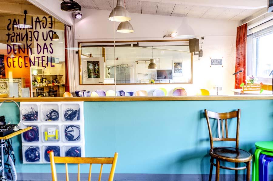 Workshopraum Atelier