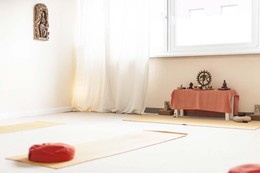 Yogastudio in der HafenCity Hamburg