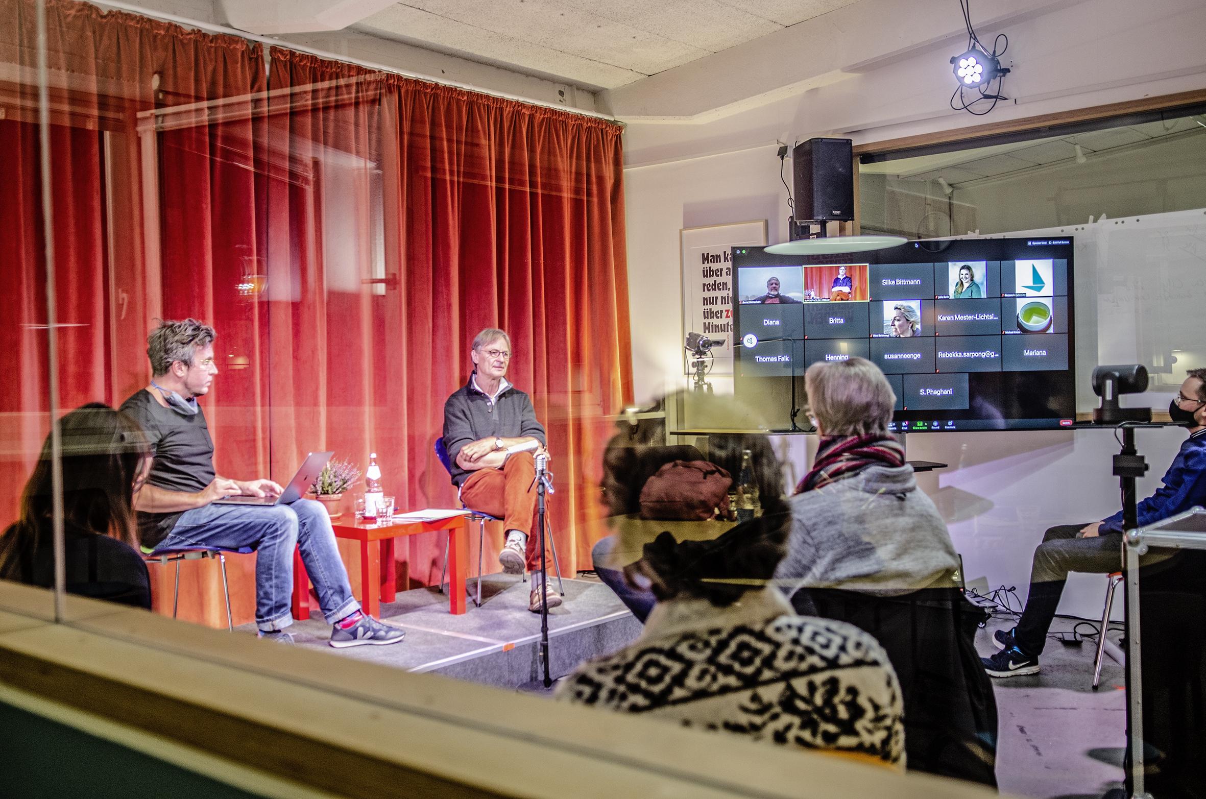 Streaming Veranstaltung in der Speicherstadt | HafenCity