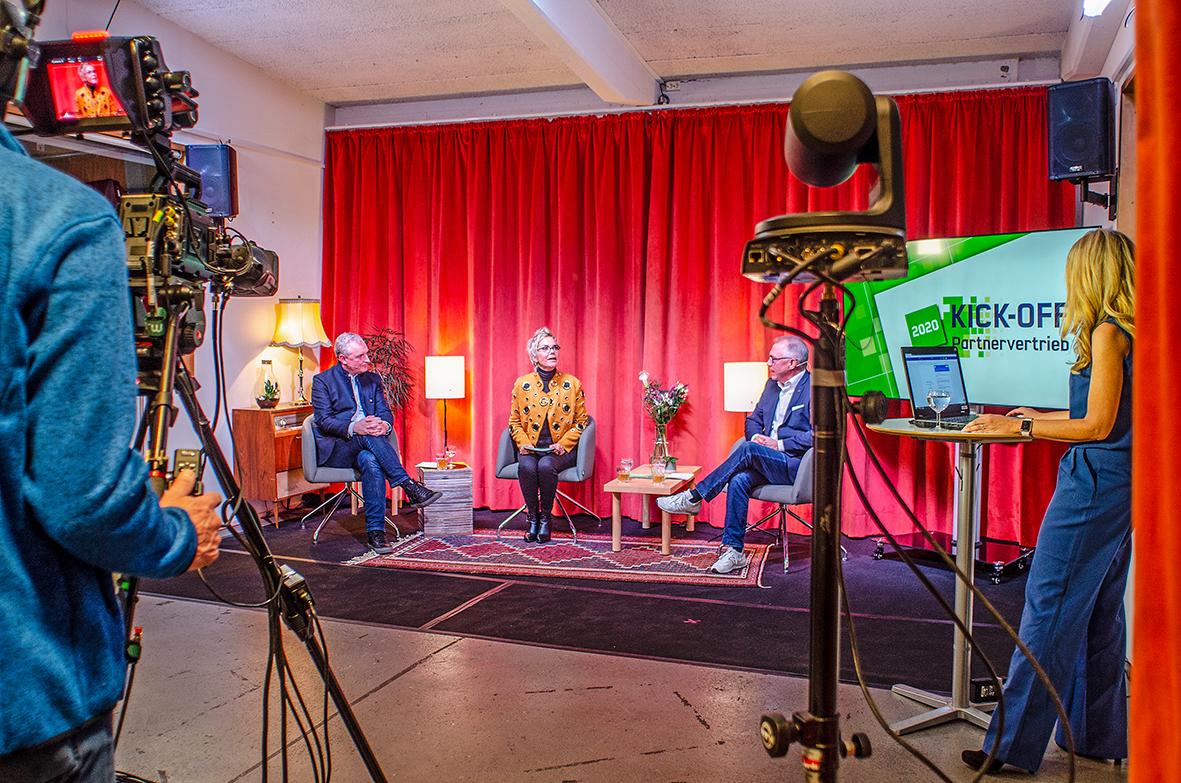Streaming Eventlocation Hamburg