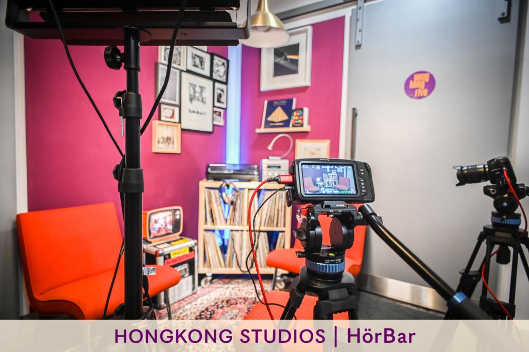 Streaming Setup HörBar