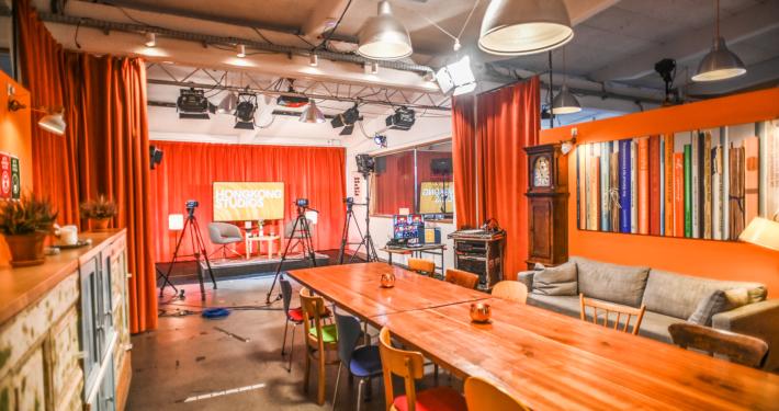 Live Streaming Setup in Hamburg